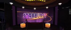 NetEnt:n Starburst -peliä voi pelata myös virtuaalitodellisuudessa